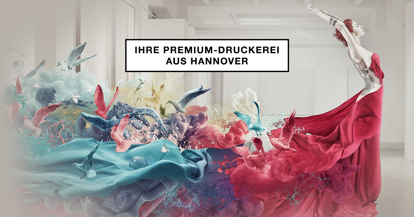 Druckteam Ist Die Schnelle Druckerei Aus Hannover